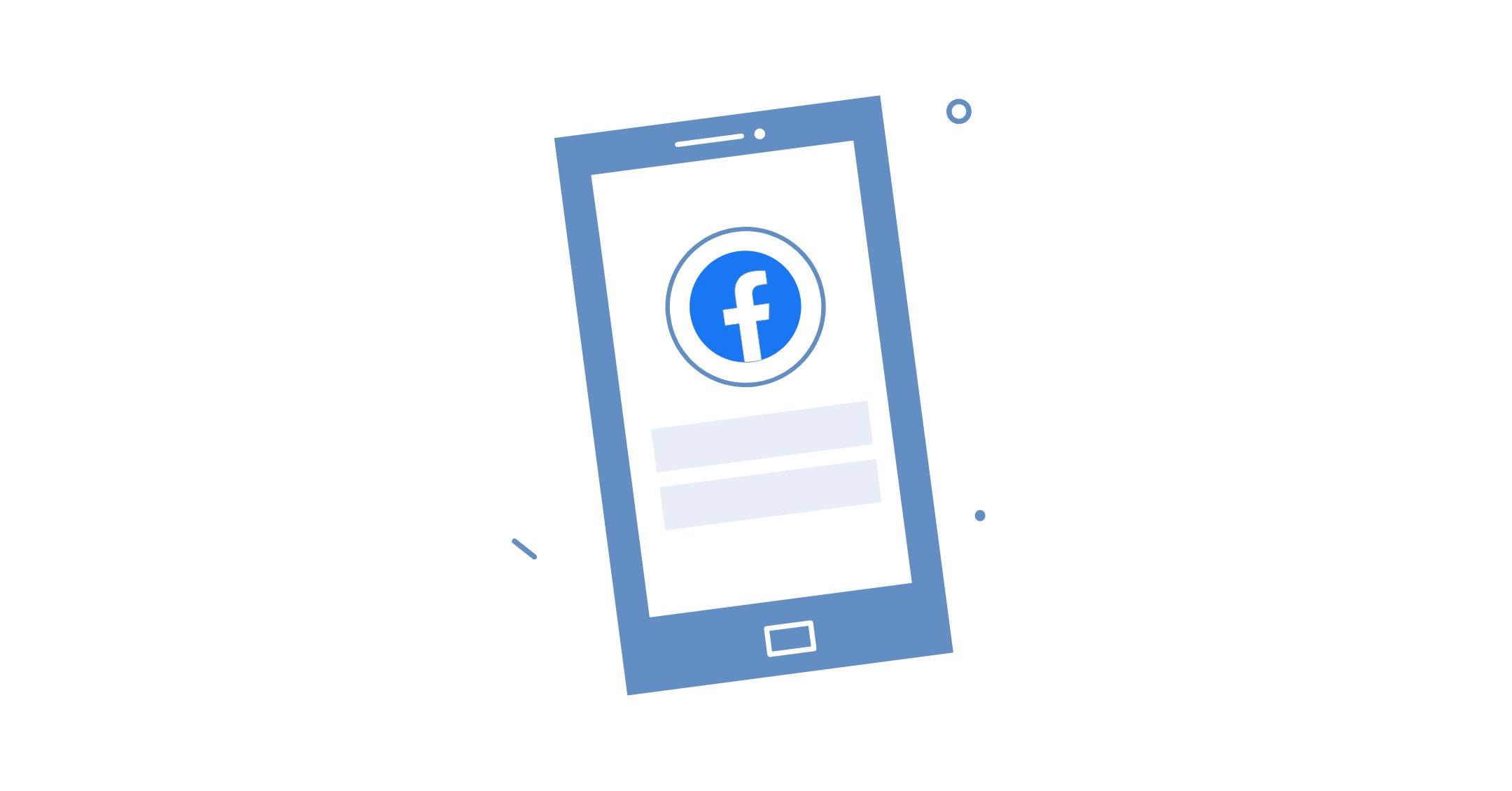 Mobile com login facebook www Facebook on